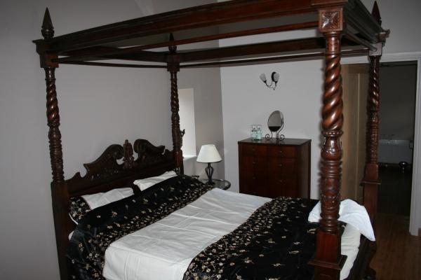 Grooms bedroom