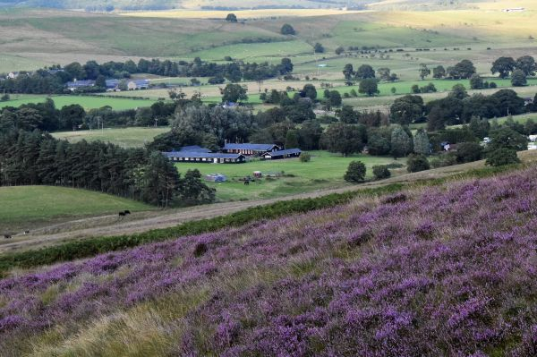 Set in the stunning Northumberland National Park
