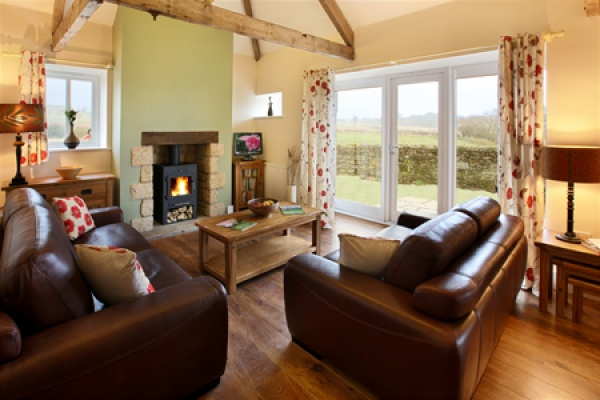 The Mill sitting room