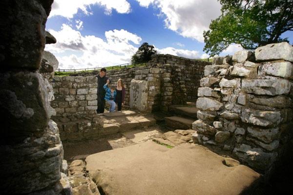 Corbridge Roman Town - Hadrian's Wall