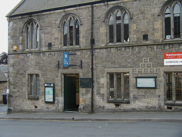 Welcome to Corbridge Tourist Information Centre