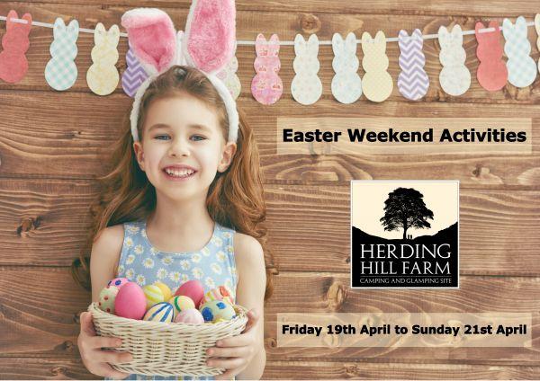 Easter Activities Weekend