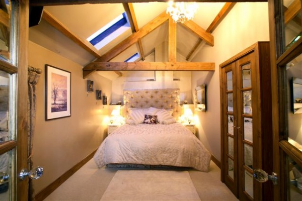 Falstone Barns Bedroom
