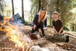 Family Bushcrafts Survival Challenge