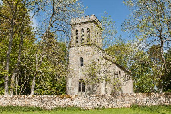 Greystead Old Church Exterior