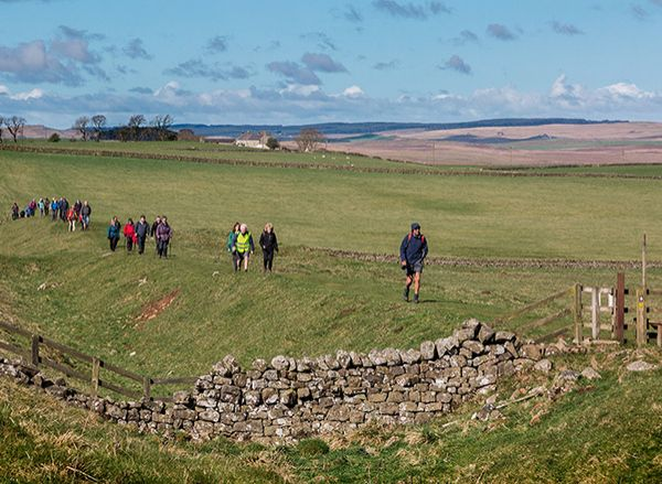 Haltwhistle Spring Walking Festival 2019
