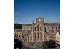 Arial View of Hexham Abbey