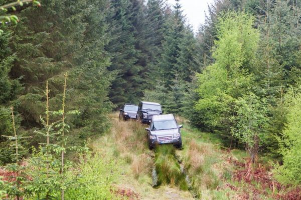 Kielder 4x4 Safarikie