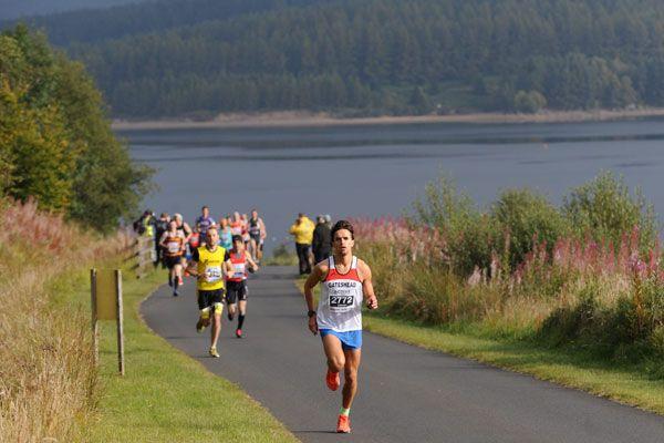 Kielder Marathon 6