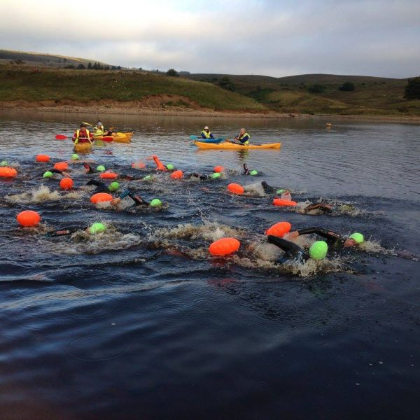 Kielder Water Swim