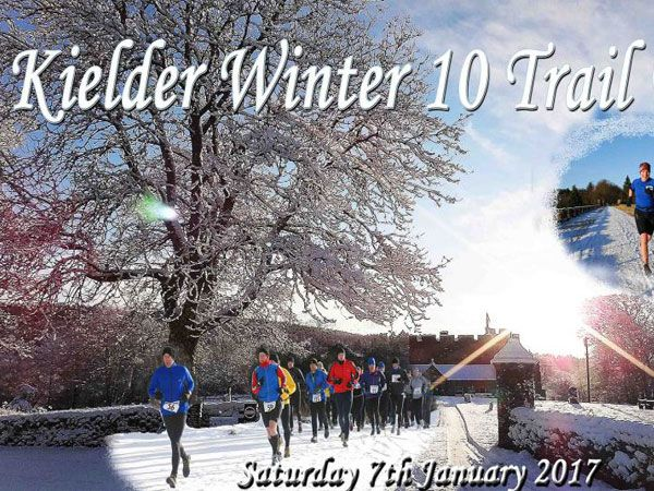Kielder Winter Trail