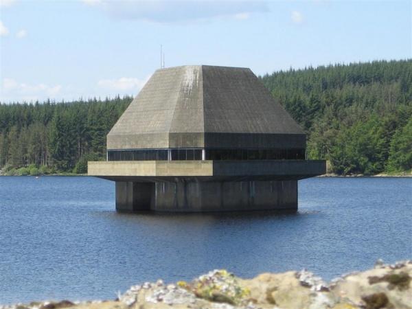 Kielder Lakeside View