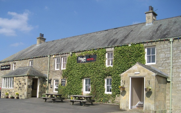 Pubs And Restaurants In Otterburn