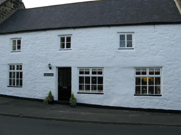 Outside Rose Hip Cottage