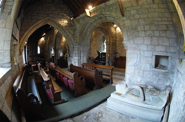 Choir Stalls