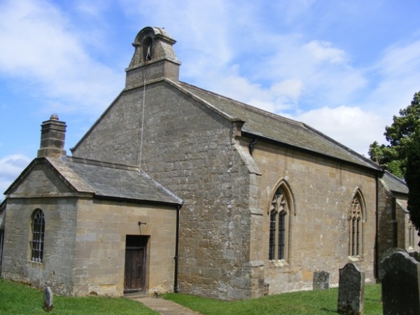 St Wilfrids Church in Kirkharle