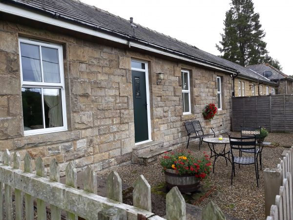 Station Cottage in Falstone
