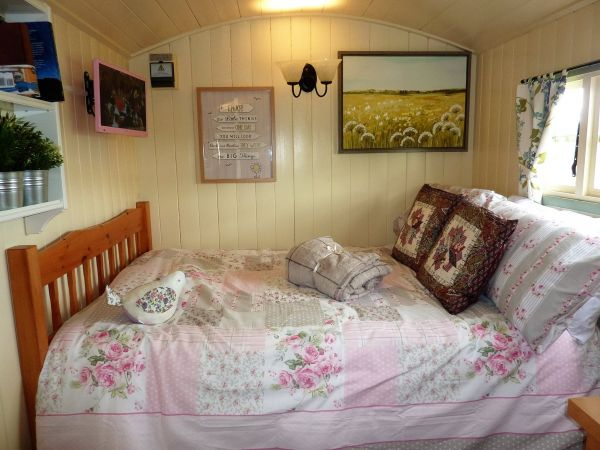 Rosie Shepherds Hut