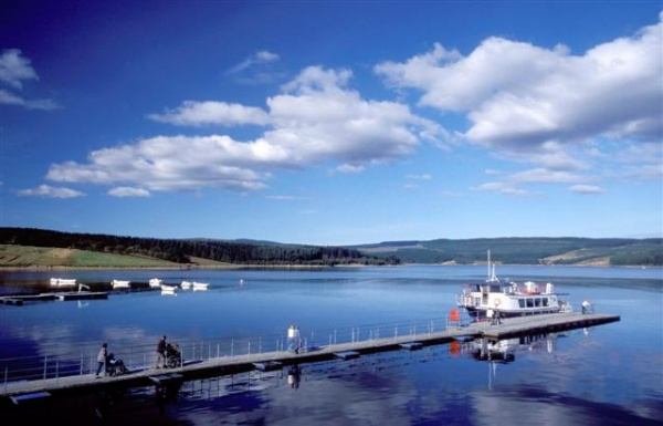 The Osprey Ferry Sport And Leisure In Kielder Kielder