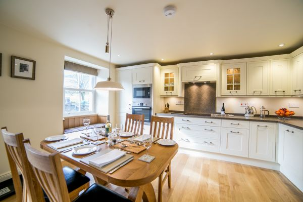 Garden Cottage Open Plan Kitchen
