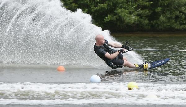 Water sports at Kielder Water