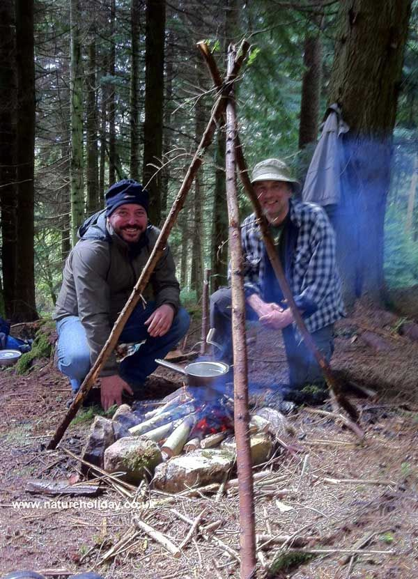 Wilderness Survival Bushcraft Essentials