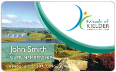 Friends of Kielder card