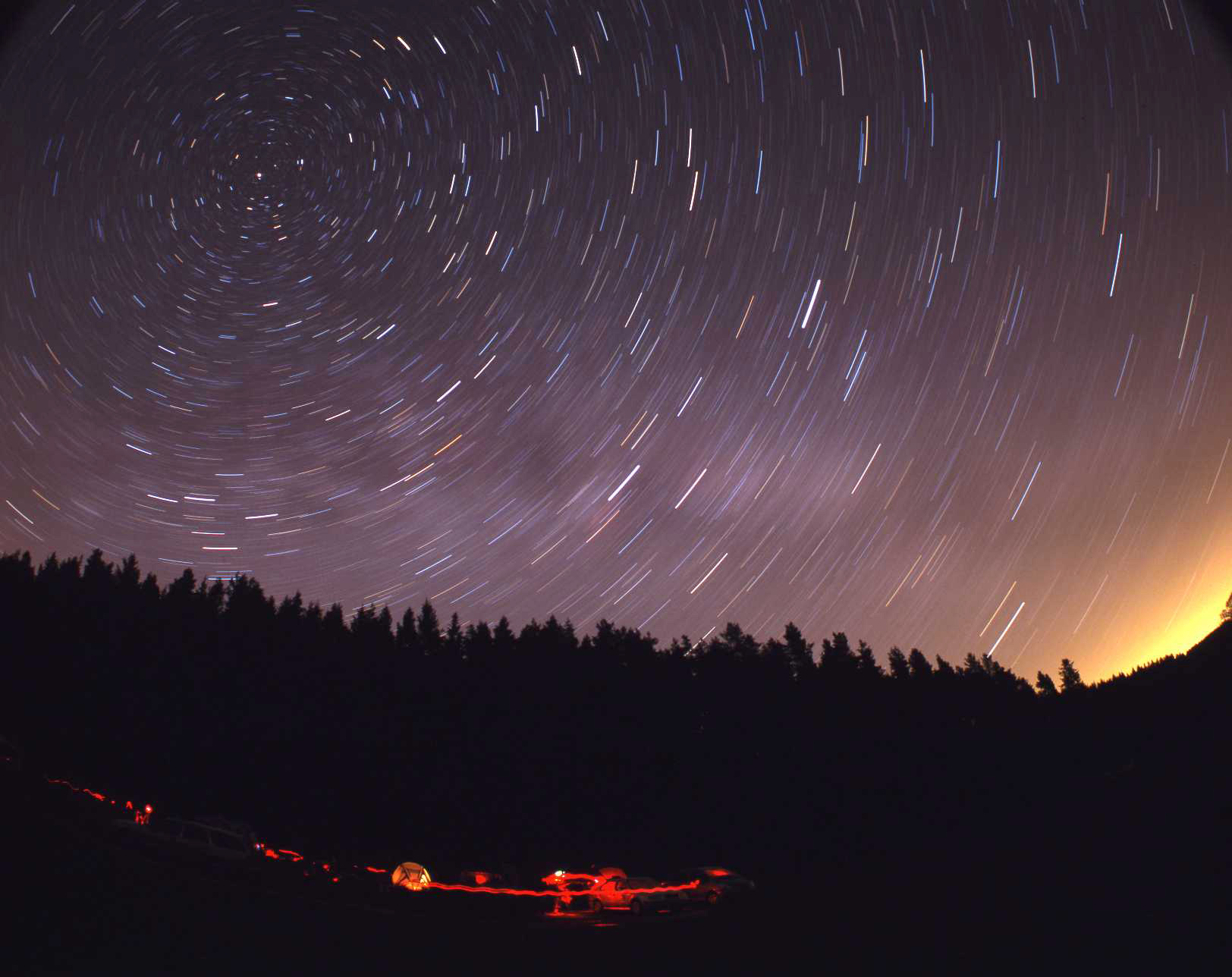 Electric Riding Vehicle >> Milestone for Northumberland's Dark Sky Park bid | Kielder Water and Forest Park