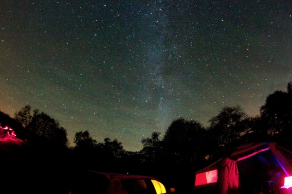 Stargazing breaks in Northumberland