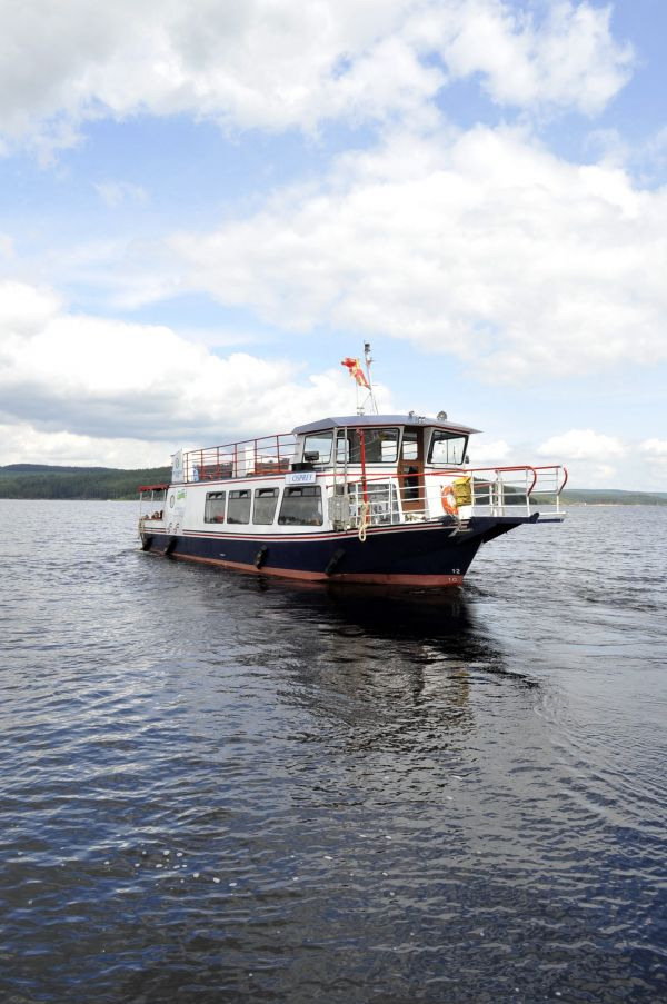 Important information about the Osprey ferry