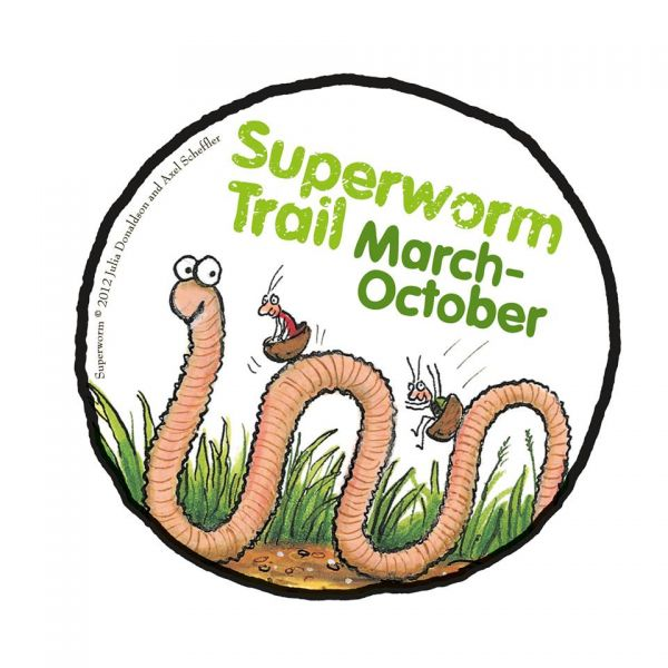 Have a forest adventure with Superworm in 2015