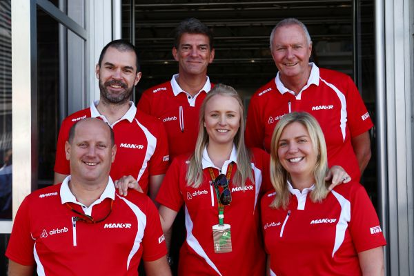Formula One friends to go full throttle in Kielder 10K