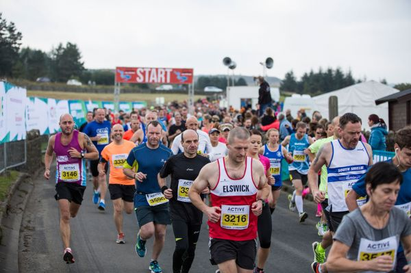 Entries open early for 2016 Kielder Marathon events