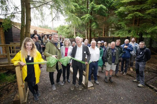New Nature Hide Launched In Kielder