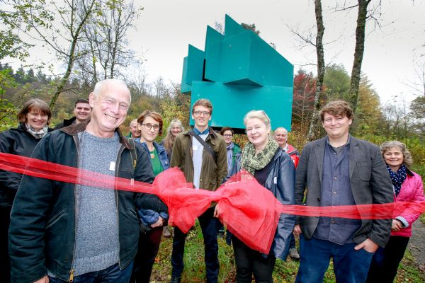 Castles, Follies and Elephants - 'Fun and intrigue' in new art installations at Kielder