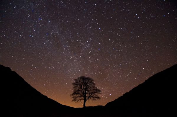 Northumberland National Park to celebrate International Dark Sky Week