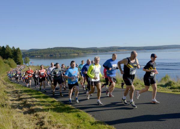 Active Northumberland Kielder Marathon