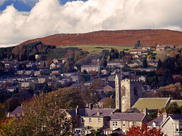 A view of Rothbury