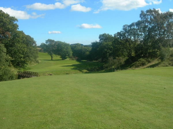 Hole 12 par 4 - The Dormouse