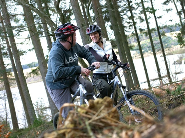 Kielder Cycling