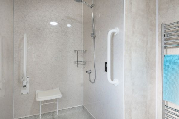 Accessible Wet room