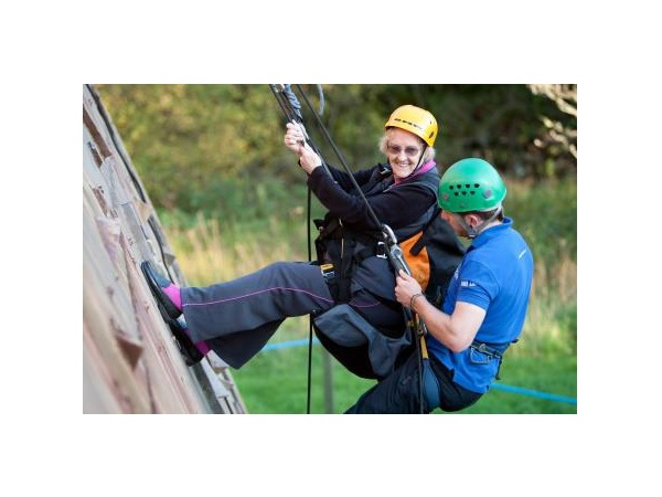 Assisted Abseil