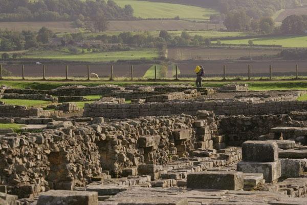Corbridge Roman Town - Hadrians Wall