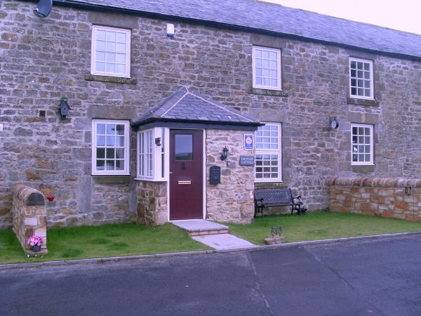 Drovers Cottage outside