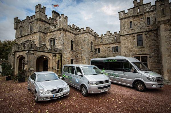 Taxis Otterburn Castle
