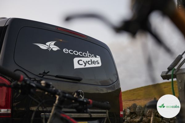 ecocabs taxis hexham cycle transport