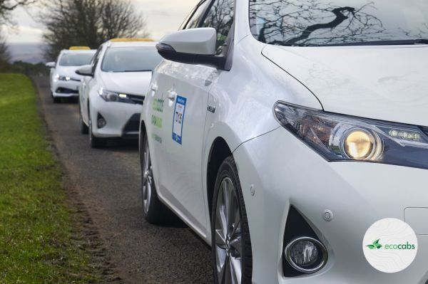 ecocabs taxis hexham