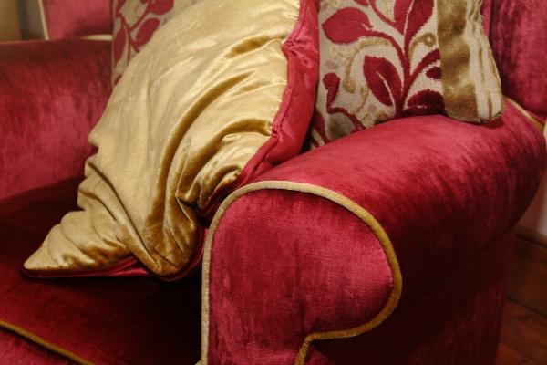 Classic opulent luxury