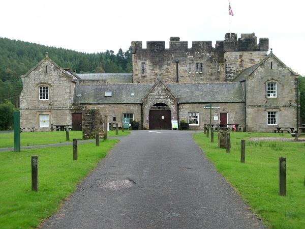 Kielder Castle
