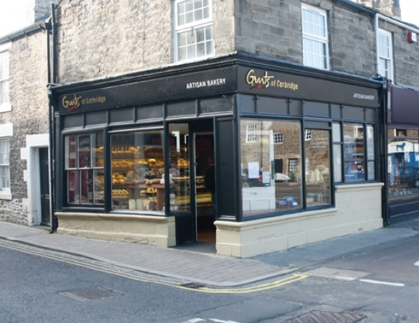 Grants Bakery Corbridge